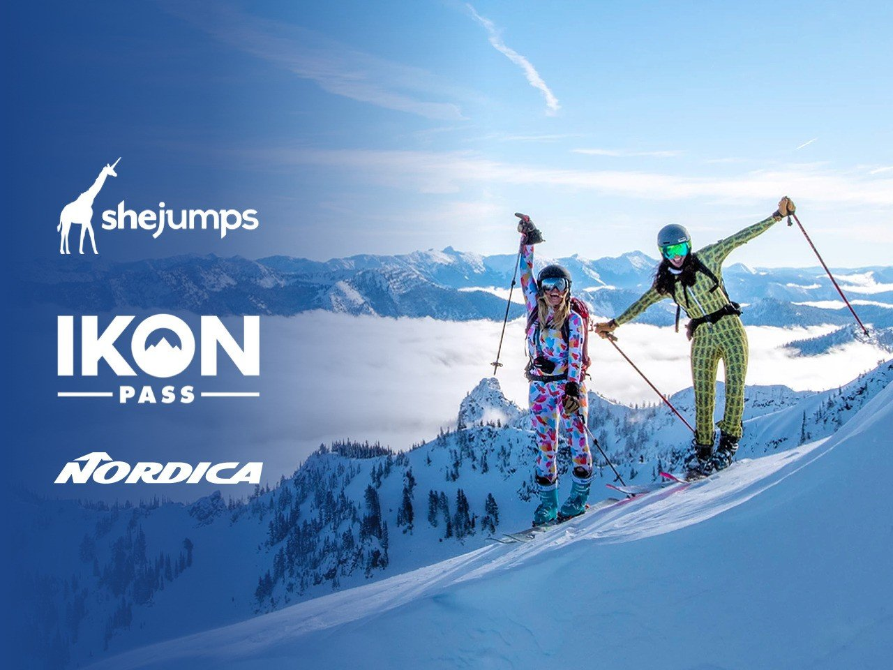 A PROUD PARTNER OF SHEJUMPS SNOWPACK SCHOLARSHIP